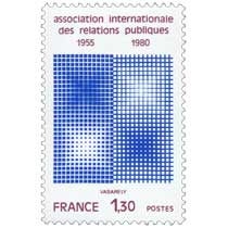 association internationale des relations publiques 1955-1980 VASARELY