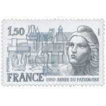 1980 ANNÉE DU PATRIMOINE