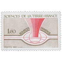 1980 SCIENCES DE LA TERRE SOURCES D'ÉNERGIE