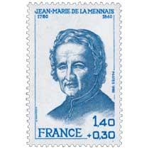 1980 JEAN-MARIE DE LA MENNAIS 1780-1860