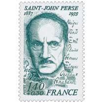 1980 SAINT-JOHN PERSE 1887-1975 Poème à l'étrangère Neiges Vents Exil Pluies Amers Éloges Oiseaux Anabase