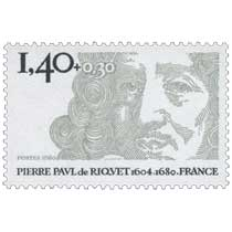 1980 PIERRE PAUL de RIQUET 1604-1680