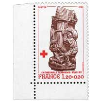 1980 CATHÉDRALE D'AMIENS : STALLES