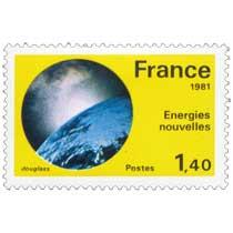 1981 Énergies nouvelles