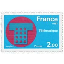 1981 Télématique