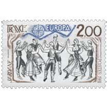 1981 EUROPA CEPT SARDANE