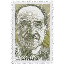 1981 LOUIS ARMAND 1905-1971
