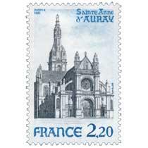 1981 SAINTE-ANNE-D'AURAY