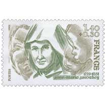 1981 Anne-Marie Javouhey 1779-1851