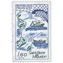 1982 Saint-Pierre et Miquelon OCÉAN ATLANTIQUE