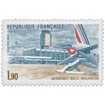 1982 AÉROPORT - BÂLE - MULHOUSE