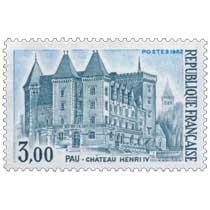 1982 PAU - CHÂTEAU HENRI IV