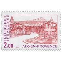 1982 AIX-EN-PROVENCE