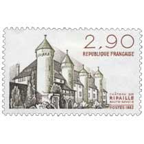 1982 CHÂTEAU DE RIPAILLE HAUTE-SAVOIE