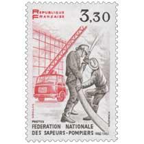FÉDÉRATION NATIONALE DES SAPEURS-POMPIERS 1882-1982
