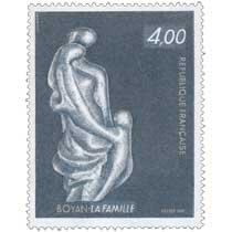 1982 BOYAN - LA FAMILLE