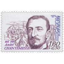1982 André CHANTEMESSE 1851-1919