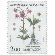 1983 MARTAGON Lilium montanum