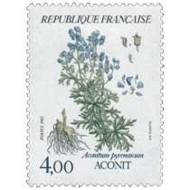 1983 ACONIT Aconitum pyrenaicum