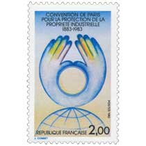 1983 CONVENTION DE PARIS POUR LE PROTECTION DE LA PROPRIÉTÉ INDUSTRIELLE 1883-1983