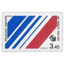 AIR FRANCE 1933-1983