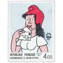 1983 HOMMAGE À JEAN EFFEL