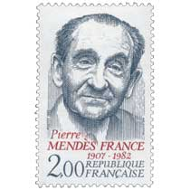 1983 Pierre MENDÈS FRANCE 1907-1982