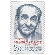 1983 Pierre MENDÈS FRANCE 1907-1982