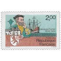 1984 Jacques Cartier 1534-1984