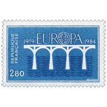 1984 EUROPA CEPT 1959-1984