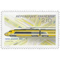 1984 rame postale TGV