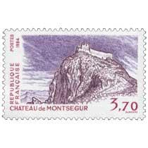 1984 CHÂTEAU de MONTSÉGUR