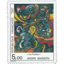 1984 La Pythie ANDRÉ MASSON