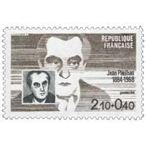 84 Jean Paulhan 1884-1968