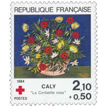 1984 CALY La corbeille rose