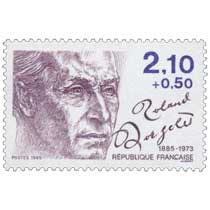 1985 Roland Dorgelès 1885-1973