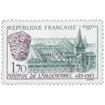 1985 ABBAYE DE LANDÉVENNEC 485-1985