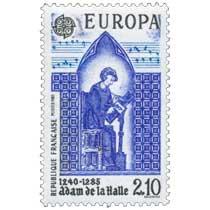 1985 EUROPA CEPT Adam de la Halle 1240-1285