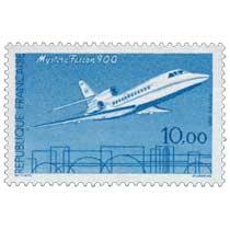 1985 Mystère Falcon 900