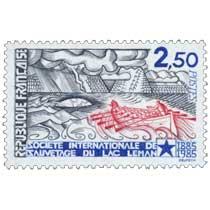 SOCIÉTÉ INTERNATIONALE DE SAUVETAGE DU LAC LÉMAN 1885-1985