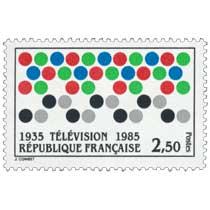 TÉLÉVISION 1935-1985