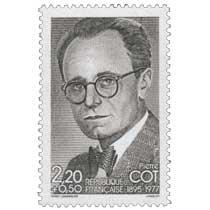 Pierre COT 1895-1977