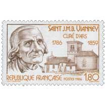 1986 SAINT J.M.B. VIANNEY CURÉ D'ARS 1786-1859