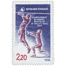 CHAMPIONNATS DU MONDE MASCULIN DE VOLLEY-BALL 1986