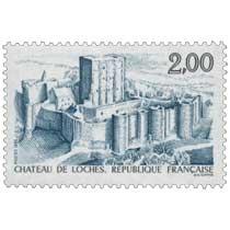 1986 CHÂTEAU DE LOCHES