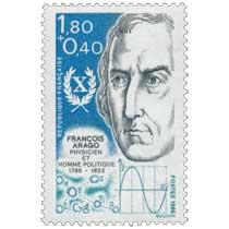 1986 FRANÇOIS ARAGO PHYSICIEN ET HOMME POLITIQUE 1786-1853