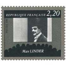 1986 Max LINDER