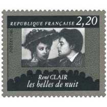 1986 René CLAIR les belles de nuit