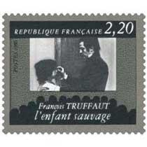 1986 François TRUFFAUT l'enfant sauvage