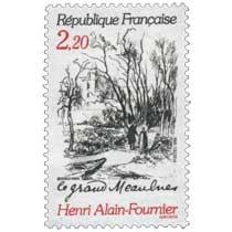 1986 Henri Alain-Fournier le grand Meaulnes